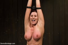 Magdalene St. Michaels - Mature Alert: Curvaceous first timer (Thumb 10)