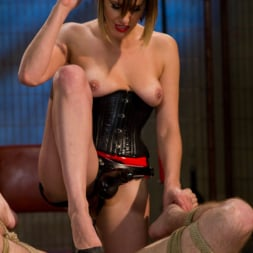 Maitresse Madeline in 'Kink' New Slaveboy Tryouts LIVE with Maitresse Madeline (Thumbnail 4)