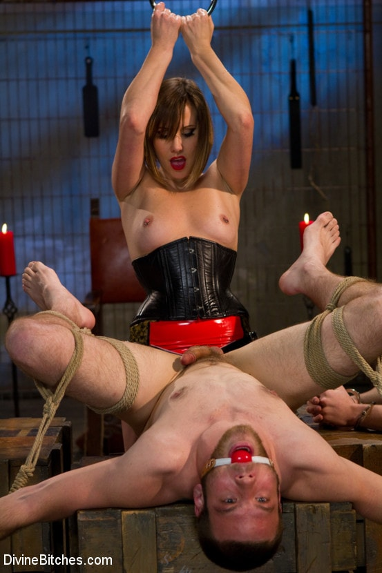 Kink 'New Slaveboy Tryouts LIVE with Maitresse Madeline' starring Maitresse Madeline (Photo 5)