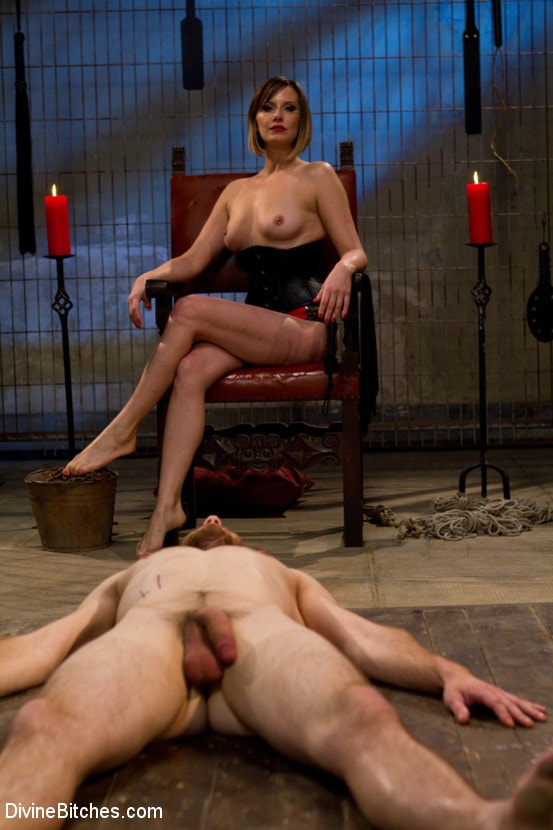 Kink 'New Slaveboy Tryouts LIVE with Maitresse Madeline' starring Maitresse Madeline (Photo 14)