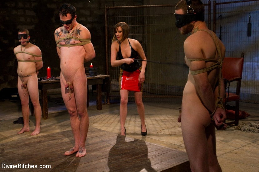 Kink 'New Slaveboy Tryouts LIVE with Maitresse Madeline' starring Maitresse Madeline (Photo 16)