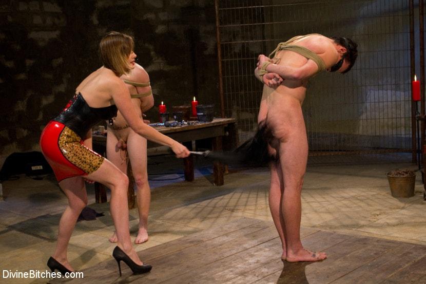 Kink 'New Slaveboy Tryouts LIVE with Maitresse Madeline' starring Maitresse Madeline (Photo 17)