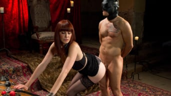 Maitresse Madeline in 'The Prostate Milking Queen'