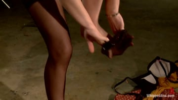 Maitresse Madeline - Two lingerie models get punished and fucked by Maitresse Madeline