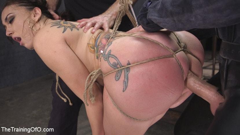 Kink 'Polite Obedient Slut Takes It' starring Mandy Muse (Photo 6)