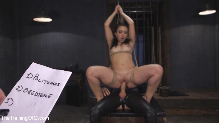 Kink 'Polite Obedient Slut Takes It' starring Mandy Muse (Photo 11)