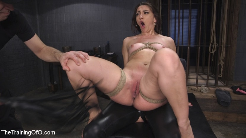 Kink 'Polite Obedient Slut Takes It' starring Mandy Muse (Photo 24)