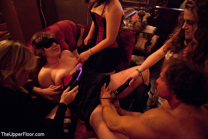 Kink 'How many times can one man cum' starring Jynx Maze (Photo 5)