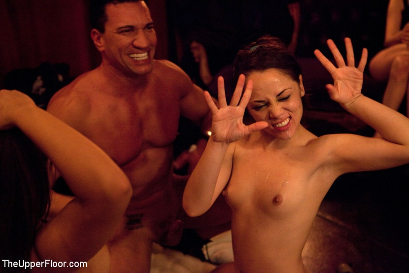 Kink 'How many times can one man cum' starring Jynx Maze (Photo 6)
