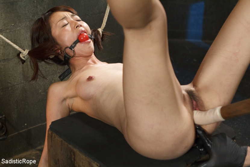 Kink 'Japanese Rope Slut' starring Marica Hase (photo 5)