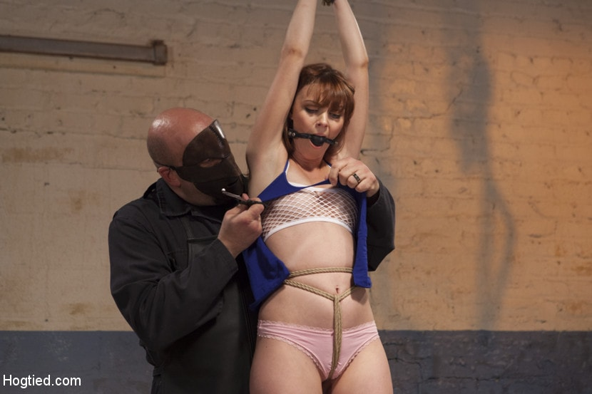 Kink 'Dirty Redhead Slut Scrubbed Clean' starring Marie McCray (photo 8)