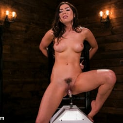 Melissa Moore in 'Kink' All Natural New Girl Squirts Everywhere From Machine Fucking (Thumbnail 5)