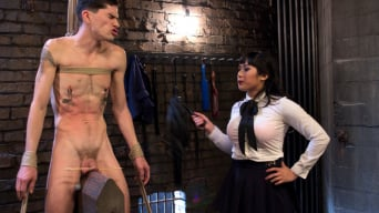 Mia Li in 'Cuckolding Brat Princess'
