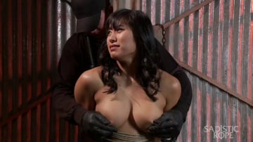 Mia Li - Marco Polo - Asian Whore Gets Brutalized