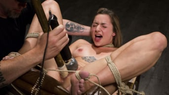 Missy Minks in 'Spanked Into Submission'
