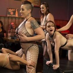 Mistress Kara in 'Kink' Dyke Bar LIVE!!! (Thumbnail 21)