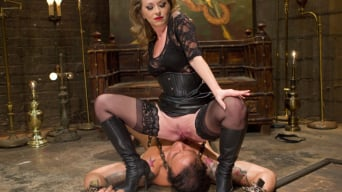 Mistress T in 'Is What You Crave!'