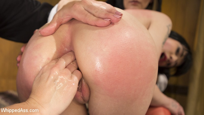 Kink 'Anal Initiation: Aspiring Nun Gets Beaten and Fucked!' starring Mona Wales (Photo 5)