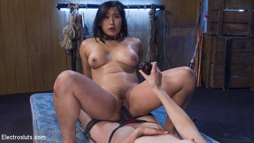 Kink 'Breaks in Electro-Pet Mia Li' starring Mona Wales (Photo 7)