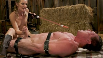 Mona Wales in 'Rancher Mona Wales Breeds New Beefcake Pierce Paris'
