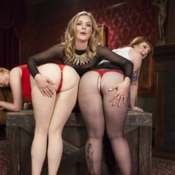Mona Wales in 'Kink' Step-Sisters Gape for Inheritance (Thumbnail 2)