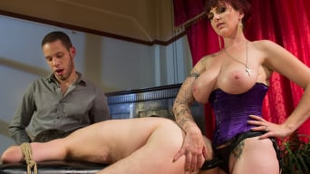 Mz Berlin in 'All Night Cuckolding Fuck Fest'