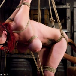 Mz Berlin in 'Kink' Big Tits tied and Shocked (Thumbnail 11)