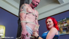 Mz Berlin - Hookers Revenge: Pegging, Humiliation and Enslavement (Thumb 02)