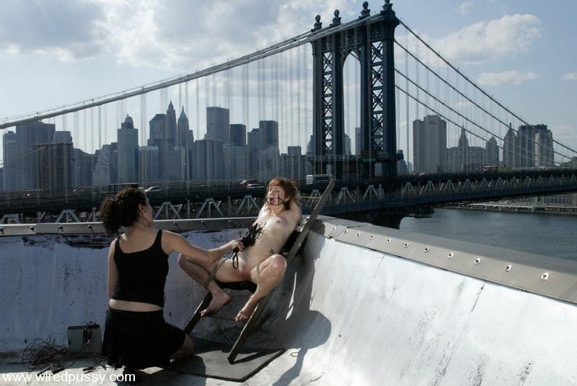 Kink 'WIREDPUSSY IN NEW YORK  5' starring Nadia Styles (Photo 2)