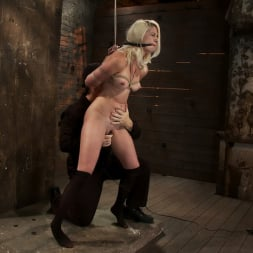 Natasha Lyn in 'Kink' Local amateur girl in her first hardcore bondage shoot Reverse Prayer, flogged her perfect ass. (Thumbnail 3)