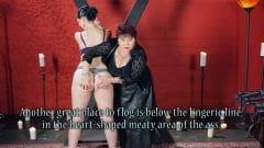 Nerine Mechanique - Sensual Flogging 101 - with Cleo Dubois (Thumb 03)