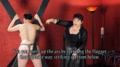 Nerine Mechanique - Sensual Flogging 101 - with Cleo Dubois (Thumb 07)