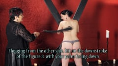 Nerine Mechanique - Sensual Flogging 101 - with Cleo Dubois (Thumb 13)
