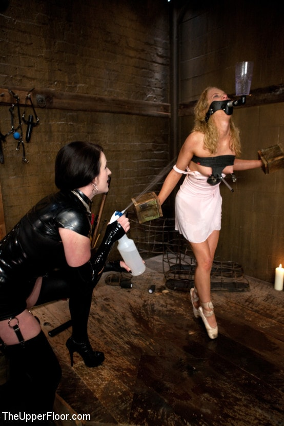 Kink 'Nicki Blue's Destruction' starring Nicki Blue (Photo 24)