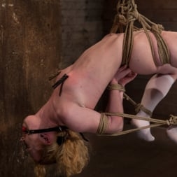 Nicki Blue in 'Kink' Sexy girl next door bound into a brutal back arch from hell. Made to cum like a common slut. (Thumbnail 13)