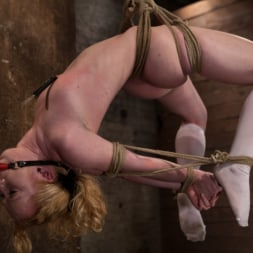 Nicki Blue in 'Kink' Sexy girl next door bound into a brutal back arch from hell. Made to cum like a common slut. (Thumbnail 15)