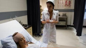 Nika Noire in 'Revenge on the Kinky Nurse'