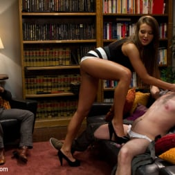 Nika Noire in 'Kink' Sadistic wife cuckolds husband with tantric sex specialist. (Thumbnail 3)