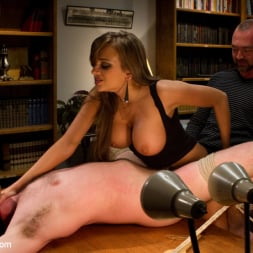 Nika Noire in 'Kink' Sadistic wife cuckolds husband with tantric sex specialist. (Thumbnail 6)