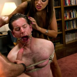 Nika Noire in 'Kink' Sadistic wife cuckolds husband with tantric sex specialist. (Thumbnail 8)