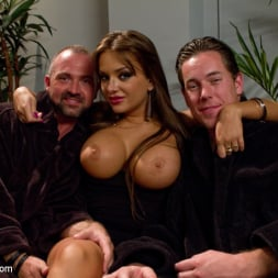 Nika Noire in 'Kink' Sadistic wife cuckolds husband with tantric sex specialist. (Thumbnail 16)