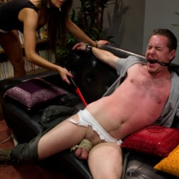 Nika Noire in 'Kink' Sadistic wife cuckolds husband with tantric sex specialist. (Thumbnail 18)