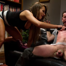 Nika Noire in 'Kink' Sadistic wife cuckolds husband with tantric sex specialist. (Thumbnail 19)