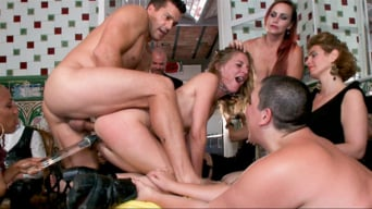 Nikki Darling in 'Fancy Party Interrupted To Tame The Feral Princess of Filth!'