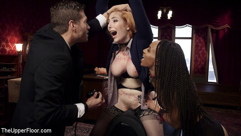 Kink 'Off The Record: Anal Media Whore Gets Her Story' starring Nikki Darling (Photo 15)