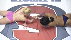 Nikki Delano - Good things come in small Packages. Rookie Cup feather weight bout (Thumb 15)