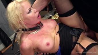 Nikki Delano in 'Nikki's Anal Surrender'