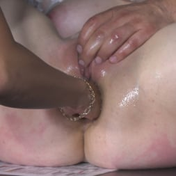 Nikki Thorne in 'Kink' All Natural Busty Brunette Anal Slut First Time DP on Public Disgrace! (Thumbnail 23)
