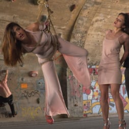 Valentina Bianco in 'Kink' Penelope and Valentina in a Greedy Group Fuck (Thumbnail 1)