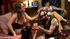 Parker London - The most intense public FemDom pajama party ever! (Thumb 07)